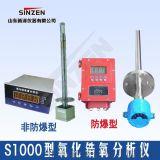 廠家直銷S1000型高溫常溫氧化鋯氧分析儀