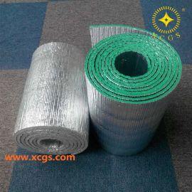 防水隔热耐中温铝箔反射层 防腐保温管道专用耐高温玻纤布反射层