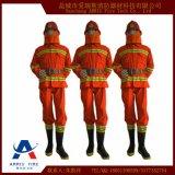 97式消防战斗服 消防防护防火服 3c消防灭火服 消防装备