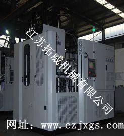 江苏拓威立式橡胶注射成型机200T