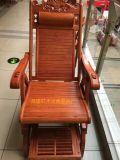 花梨木搖椅休閒椅價格 紅木躺椅廠家 河北紅木家具廠家