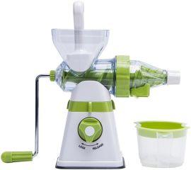 家用手動榨汁機手搖原汁機多功能水果榨汁機迷你嬰兒果汁冰淇淋機