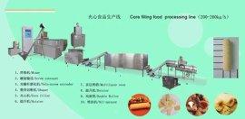 食品膨化机械  膨化食品生产线 休闲食品加工设备
