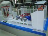 核电站模型湖南省浏阳湘东模型