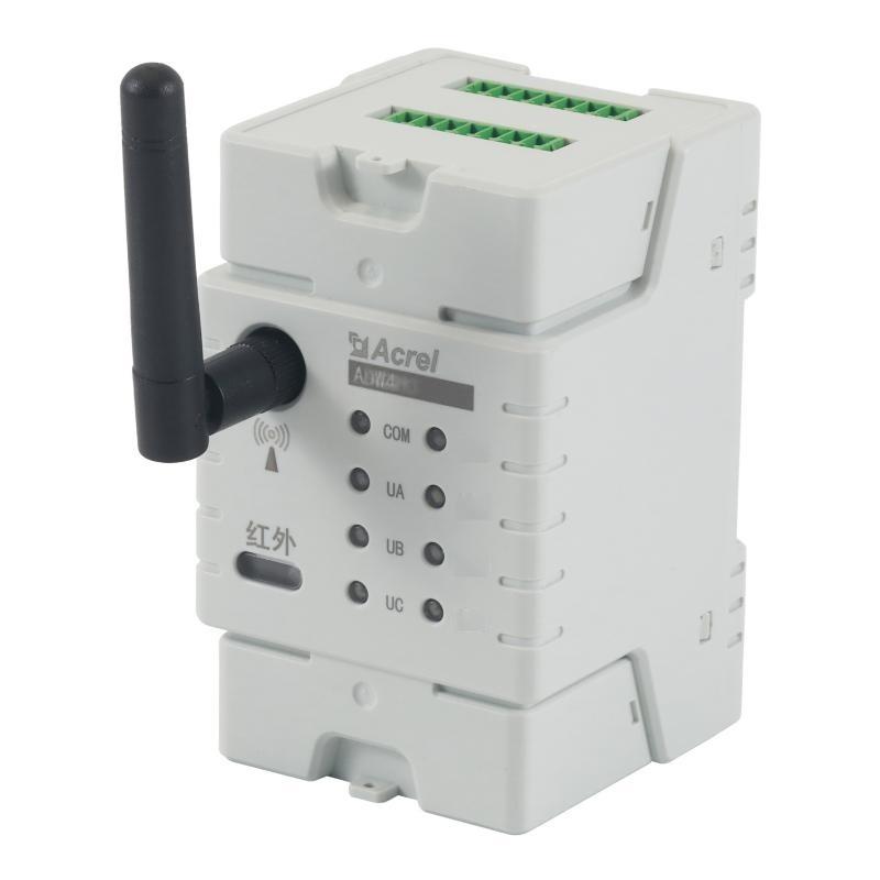 安科瑞环保用电监测模块ADW400-D10-4S分表计电 排污治污监控设备