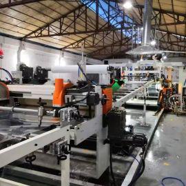 蘇州金韋爾機械制造PMMA和PC導光板光學片材生產線