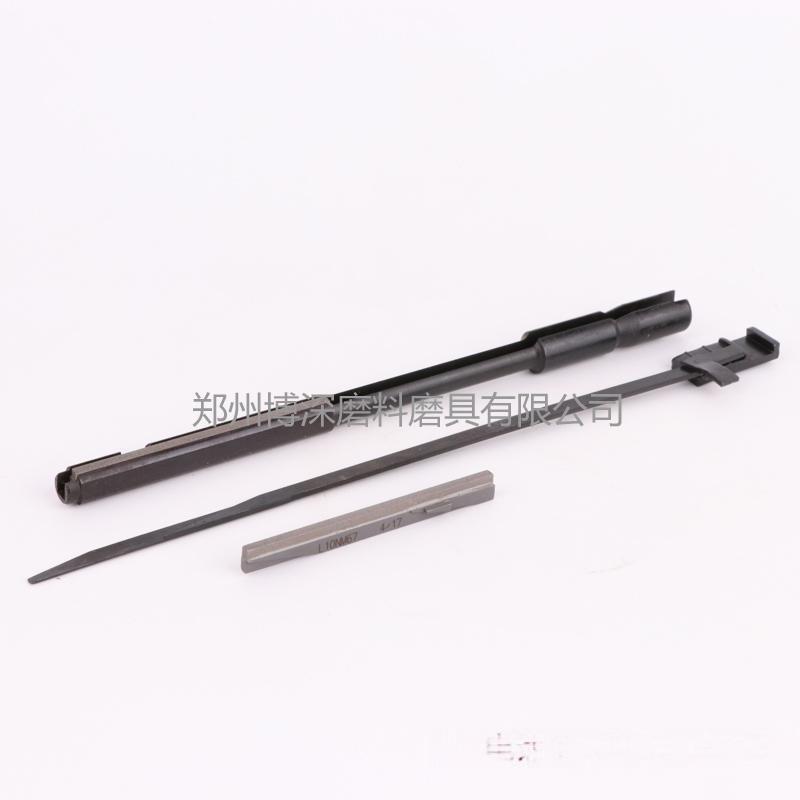 珩磨杆厂家 善能卧式珩磨机珩磨工具K12