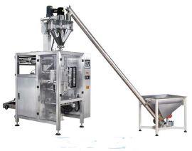 大型膨化食品包装机 十头秤高速包装机 薯片包装设备产线