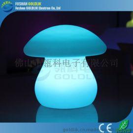 LED發光小燈飾 發光小蘑菇 發光燈具 發光裝飾燈