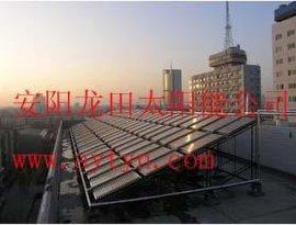 龙田太阳能宾馆热水工程方案