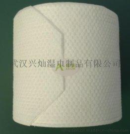 专业代工洗脸巾 爱康90克16米酒店环保柔巾卷