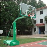 批发篮球板钢化玻璃透明篮球板国际标准篮球框维修