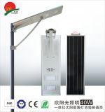 40W太阳能一体灯光控人体感应一体化太阳能路灯太阳能街灯优惠中