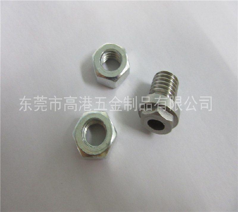 不锈钢螺母 精密铸件 304不锈钢六角螺母