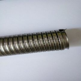 高斯贝单扣不锈钢金属软管