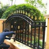 铁艺栏杆多少钱一米?农村庭院隔离栏  园林围墙护栏