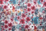 B5893 超薄印花平纹布