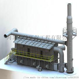 RCO催化燃烧设备,废气处理净化效率高达99%!