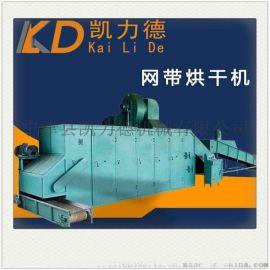 大型网带式污泥烘干机 节能型煤烘干设备厂家
