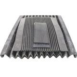 供应大型风琴板密封条建筑工程伸缩缝橡胶密封条