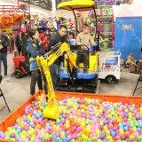 济宁微装 WZD-9儿童挖掘机 儿童大型游乐设备 Z