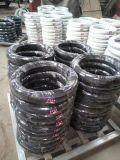 廠家專業生產電鍍鋅絲包膠鐵線PE PVC 材質環保鐵線