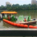 湖面封锁警示浮筒水上安全警示浮筒厂家