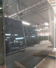 贵阳8mm10mm12mm海蓝色镀膜钢化玻璃