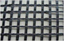 聯誼40KN單經單緯玻璃纖維土工格柵