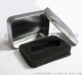 业士制罐定制陀螺铁盒|方形陀螺铁盒|指尖陀螺铁盒包装|
