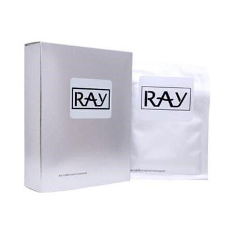 泰国RAY蚕丝面膜超薄面膜补水美白保湿祛痘OEM贴牌代加工,厂家一手货源