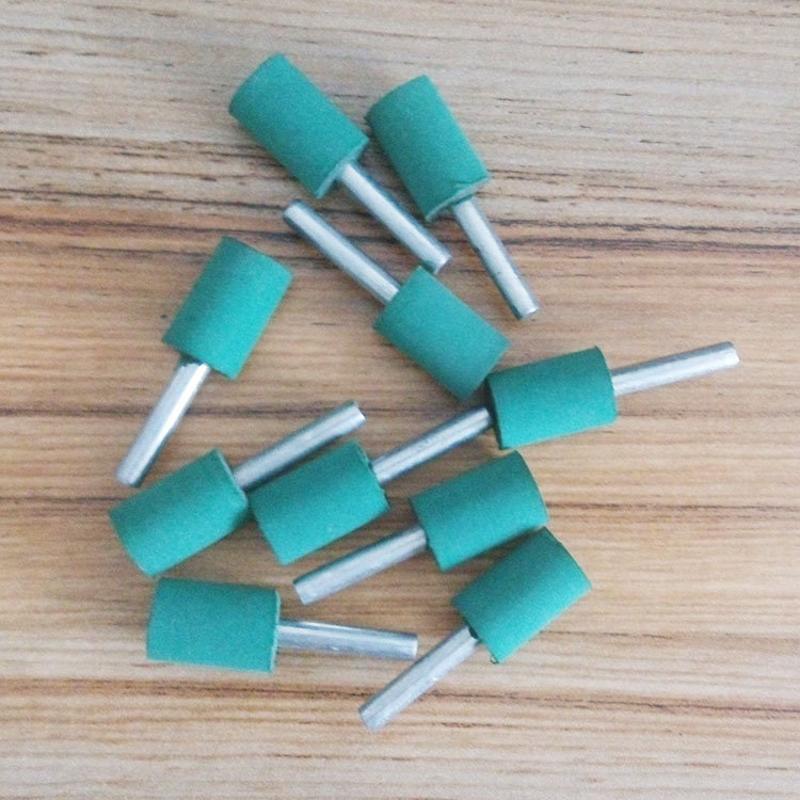 专业定制芝麻磨头 橡胶抛光磨头 弹性海绵轮