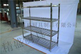 东莞四层管式存架厂家 不锈钢经久耐用 专业定制加工存架