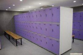 供应邯郸不锈钢彩色浴室更衣柜储物柜