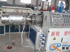 PVC落水管、排水管生产线65型37kw