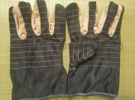 仟舜纯棉条绒工作手套