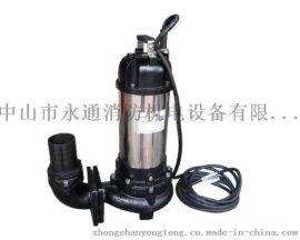 JK-30台湾博士多立式三相无堵塞3寸管径2.2KW排污泵