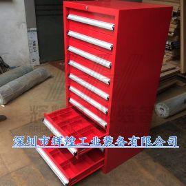 深圳 辉煌HH-048 金华不锈钢抽屉单门双门工具柜 台州重型加厚铁皮柜子 合肥多功能电力维修柜重型