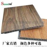 广州先美装饰石塑地板木塑地板颜色多样