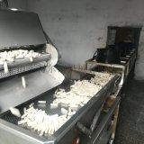 福建 速冻芋头块成套设备 加工槟榔芋块油炸生产线