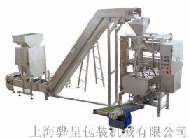 大米包装机厂家_大米包装机械_粮食给袋机器骅呈HC