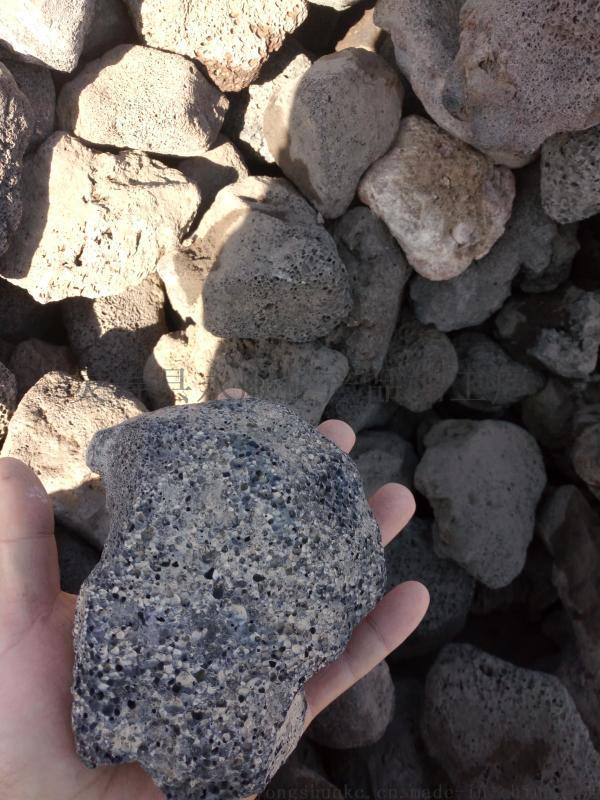 樹坑景觀用天然火山石,河北天然火山石生產廠家