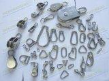 方正索具不锈钢钢丝绳索具配件-滑轮