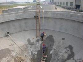 污水處理廠曝氣池伸縮縫漏水堵漏