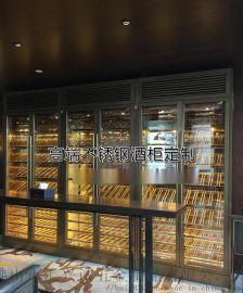酒店不鏽鋼酒櫃 歐式不鏽鋼酒櫃 不鏽鋼酒櫃廠家