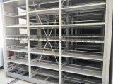 檔案密集架 木護板 鋼制書架 圖書館 重慶密集架