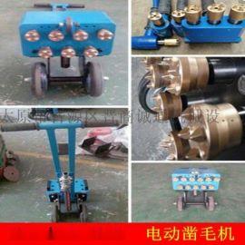 广东汕头市手持式凿毛机地面凿毛机的用途