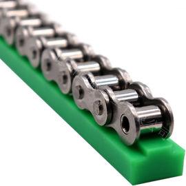 T型单排06B链条导轨 可来图定制