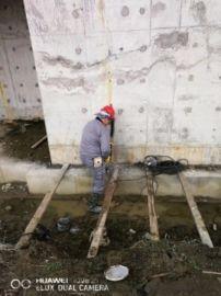 內蒙古包頭水池斷裂縫補漏,污水池伸縮縫補漏