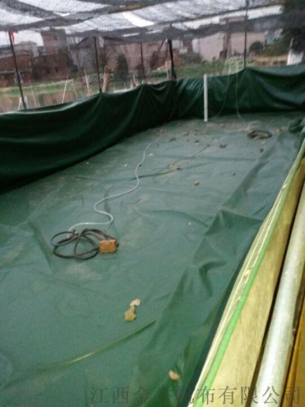 帆布鱼池,篷布水池,支架鱼池